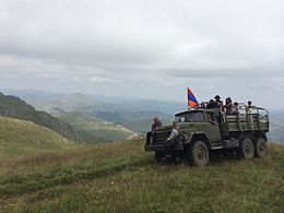Truck on Miapor Mountain-2.JPG
