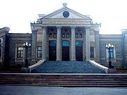 Ένα από τα θέατρα του Τσελιάμπινσκ