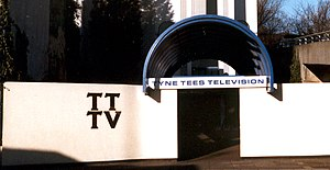The Tube (TV series) - 'The Tube' took its name from the plastic-roofed structure that linked Tyne Tees Studio 5 to the street. This has now been demolished.