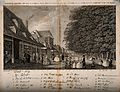 Tunbridge Wells, Kent; important figures of the town. Etchin Wellcome V0014576.jpg