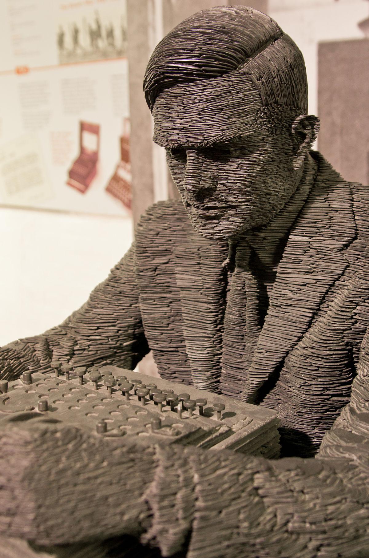Alan Turing Wikipedia Den Frie Encyklop 230 Di