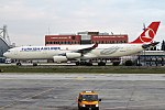 Turkish Airlines, TC-JDM, Airbus A340-311 (39954425661).jpg