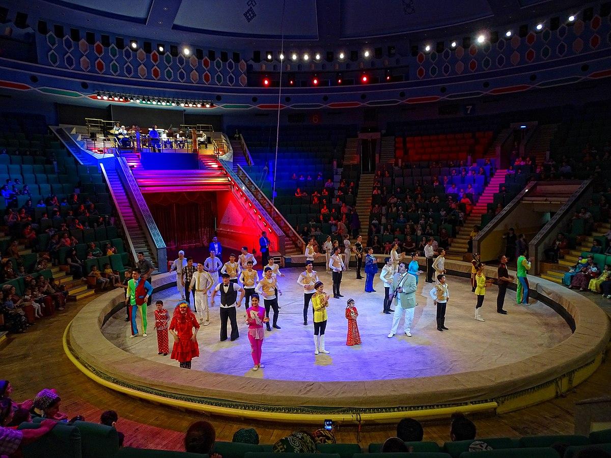 Turkmen State Circus Wikipedia