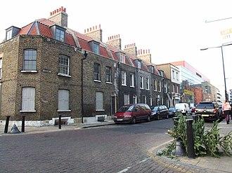 Spitalfields Historic Buildings Trust - Image: Turner Street, Whitechapel geograph.org.uk 1114144