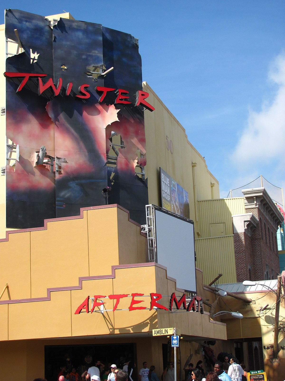 Twister...Ride it Out - Wikipedia