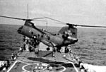 UH-46A Sea Knight over USS Outagamie County (LST-1073) c1969.jpg