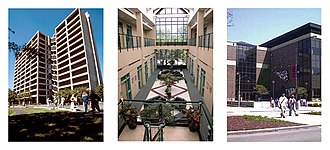 University of Illinois at Chicago College of Engineering - UIC College of Engineering main buildings
