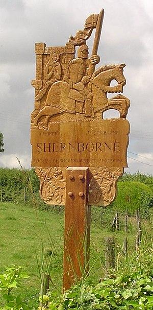 Shernborne - Image: UK Shernborne
