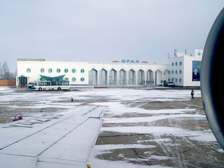 Oral Ak Zhol Airport airport in Kazakhstan