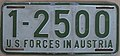 US-Forces-in-Austria USFA 1953 license plate 1-2500.jpg