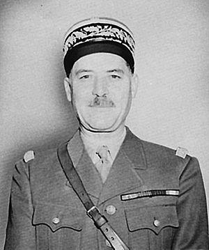 Juin, Alphonse (1888-1967)