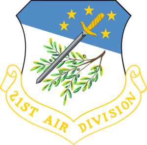 21st Air Division - Image: USAF 21st Air Division