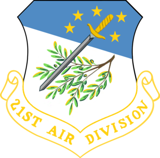 21st Air Division - Image: USAF 21st Air Division