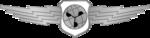 USAF 15W-Badge d'officier des sciences météorologiques et environnementales-Basic.png