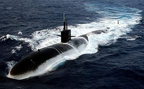 Image illustrative de l'article USS Albuquerque (SSN-706)