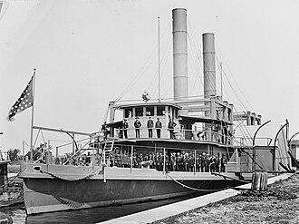 Ice Boat No. 3 - Image: USS Arctic (1873)