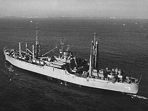 USS Bellatrix