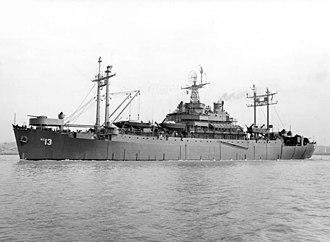 USS Panamint (AGC-13) - USS Panamint