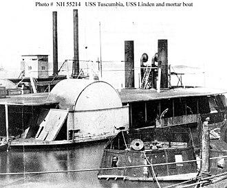 USS Linden (1860) - Image: USS Tuscumbia (1863 1865)