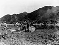 US Army artillery in action in Korea 1950-07-25.jpg