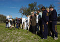US Navy 051213-N-0000X-001 Personnel assigned to Naval Air Station Pensacola break ground on two new visitors quarters facilities.jpg