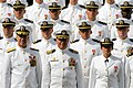 US Navy 080829-N-8848T-487 newly commissioned Ensigns and graduates from Officer Candidate School.jpg