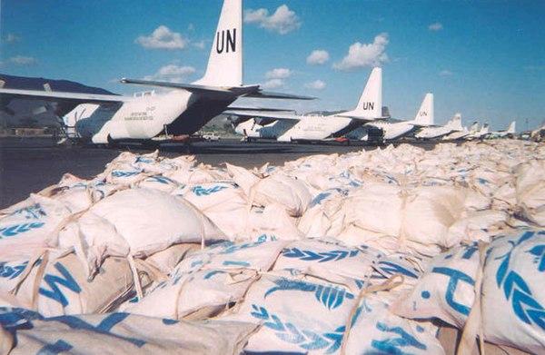 Un c-130 food delivery rumbek sudan