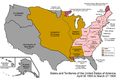 Outline of Wyoming territorial evolution Wikipedia