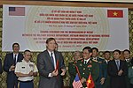 United States and Vietnam Sign Memorandum of Intent to Begin Dioxin Remediation at Bien Hoa (38953424065).jpg