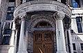 Université McGill, MacDonald Physics Building, 809, rue Sherbrooke Ouest, Montréal façade, l'entrée 11-d.na.civile-91-885.jpg