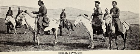Unknown Mongolia - a record of travel and exploration in north-west Mongolia and Dzungaria (1914) (14592471478)