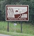 Unterrichtungstafel Hopfenland Hallertau (2009).jpg