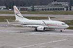Untitled (Lukoil Avia) Boeing 737-7EM BBJ VP-CLR (23242254572).jpg