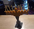 Upside down LEGO Hannukah menorah.jpg