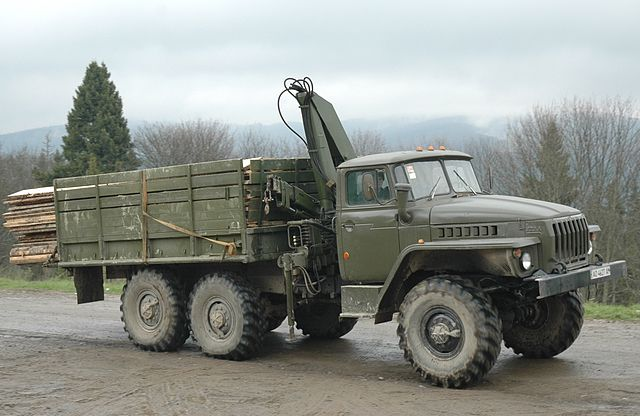 Ural 4320 standard Military truck