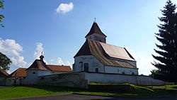 Urbanov - Kostel svatého Jana Křtitele 2.JPG