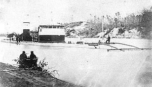 USS Saugus (1863) - Image: Uss Saugus 1865