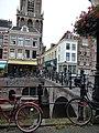 Utrecht Rijksmonument 38763 Maartensbrug leidend naar Domkerk.JPG