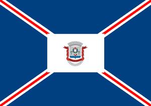 União da Vitória - Image: Uva flag