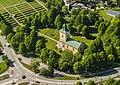 Västerhaninge kyrka från luften.jpg