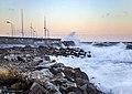 Vågbrytaren i Visby hamn.jpg