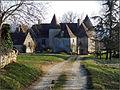 VITRAC (Dordogne) - 02 Manoir des Veyssières.JPG