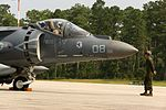 VMA-223 conducts first East Coast Harrier squadron AMRAAM exercise 140807-M-PJ332-418.jpg