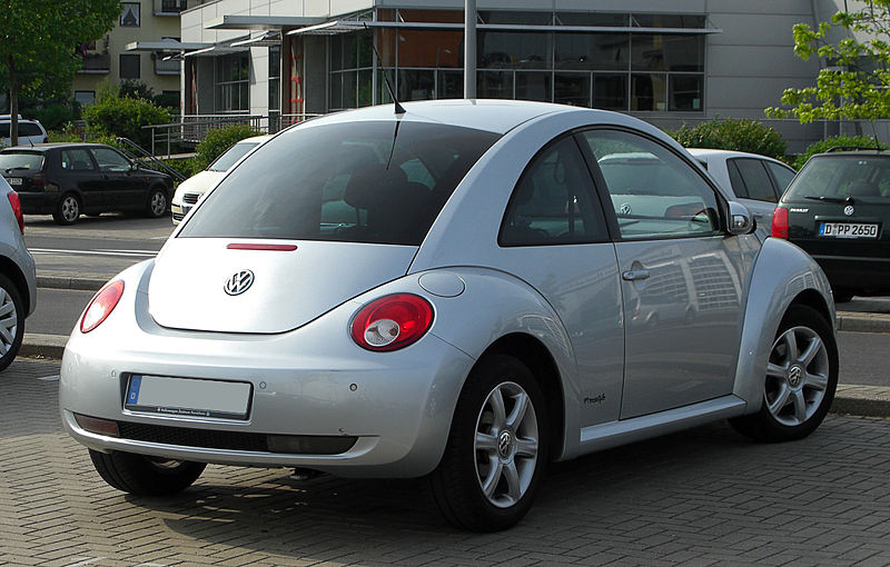 file vw new beetle freestyle 2 facelift heckansicht 7 mai 2011 d wikipedia. Black Bedroom Furniture Sets. Home Design Ideas