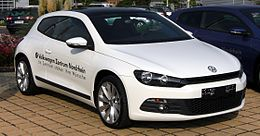 VW Scirocco front.JPG