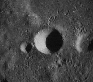 Väisälä (crater) - Image: Vaisala crater 4150 h 3