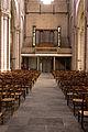 Vaisseau central, Basilique Notre Dame de Bonne Nouvelle, Rennes, France.jpg