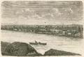 Valdivia - Principio de la Isla de la Teja - Chile Ilustrado (1872).png