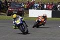 Valentino Rossi and Dani Pedrosa 2008 Donington Park.jpg