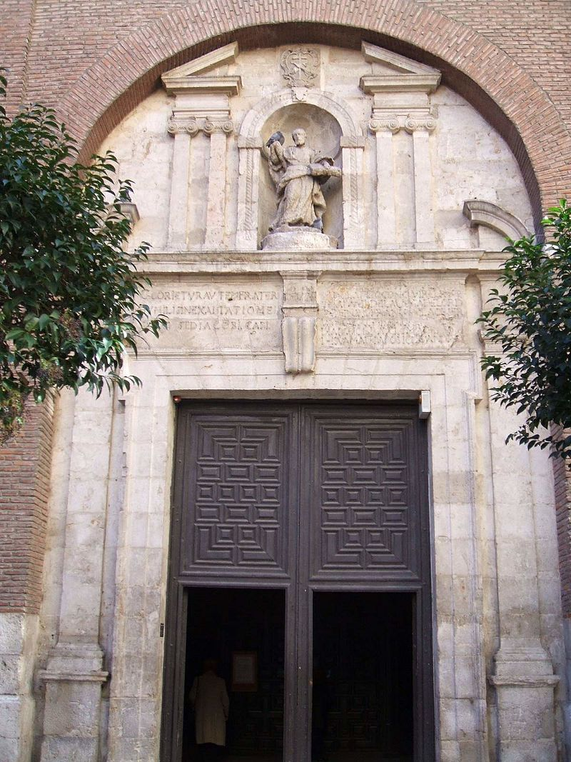 Valladolid - Iglesia de San Andrés 03.jpg